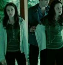 ASO Bella Swan Energie Cardigan size M Twilight alt color htf Kristen Stewart
