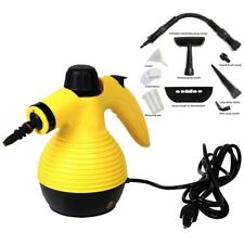 New ListingNew Portable Steamer Household Steam Cleaner Multi-functional with 9 Attachments