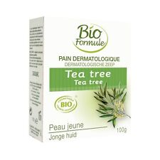 Bioformule - Pain Dermatologique Tea Tree - 100 g
