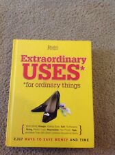 Extraordinary Uses For Ordinary Things Reader's Digest, Marilyn Bader Hardcover