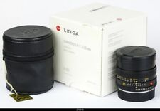 Lens Germany  Summicron R 2/35mm Rom   for Leica R Mint Box