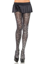 Leopard Tights animal print tights Leg Avenue One size 8 to 14 Rockabilly Pinup