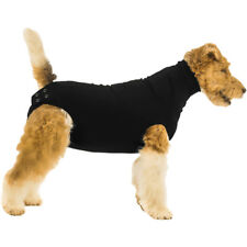 Suitical Recovery Suit for Dogs - Black - size small