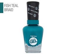 Sally Hansen Miracle GEL Nail Polish Fish-teal Braid 15ml