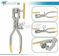 Dental Bone Mill Crusher Morselizer Plier With Titanium Head Dental Instrument
