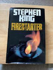 stephen king firestarter (1980)