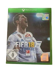 FIFA 18 (Microsoft Xbox One, 2017)
