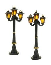 Dept 56 Village Victorian Street Lamps #4047580 Brand New Free Shipping