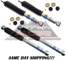 Bilstein Front/Rear 5100 Series Shocks for 94-13 Dodge Ram 0-2.5 lift 2500/3500
