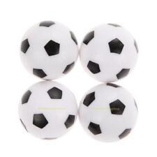 4Pcs 36mm Indoor Soccer Table Foosball Replacement Ball Football Fussball Futbol