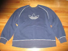 Vintage Adidas White Black Label STITCHED (LG) Sweatshirt