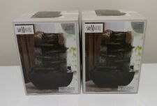 San Miguel Provence Indoor Tabletop Water Fountains Brand New lot of 2
