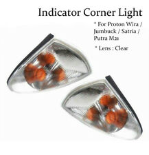 1 PAIRS INDICATOR CORNER LIGHT LAMPS LAMP FIT FOR PROTON PERSONA SATRIA M21 WIRA