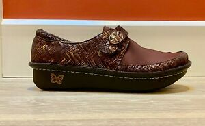 Alegria Brenna  Slip On Loafers Shoes Womens 40 Size 9-9.5