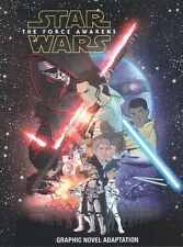 STAR WARS THE FORCE AWAKENS GN GRAPHIC NOVEL MINT/UNREAD