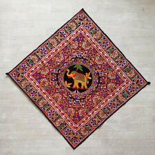 Indian Wall Tapestry Elephant Hanging Hippy Mandala Hippie Bohemian Boho Vintage