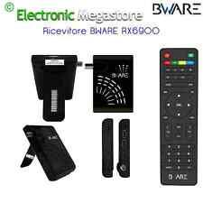 Ricevitore Decoder Satellitare BWARE RX 6900 piu di 4000 canali IPTV