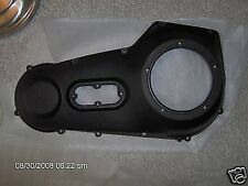 Harley softail/dyna outer primary cover-99-06-5 speed-WRINKLE BLACK POWDER COAT