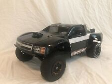 Losi XXX-SCT Brushless RC Car