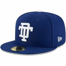 Tulsa Drillers New Era Alternate 2 Authentic Collection On-Field 59FIFTY Fitted