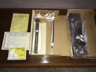 Vintage Hamilton Beach Switchable Electric Knife With Tray 293AL New In Box LOOK