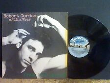 ROBERT GORDON with Link Wray    Fresh Fish Special    LP     RARE !