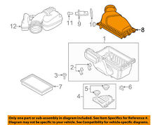 FORD OEM Air Cleaner Intake-Filter Box Housing Lid Top Cover AG1Z9661A