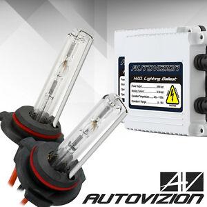AUTOVIZION 35Watt Slim Xenon HID Kit Conversion H4 H7 H11 H13 9004 9006 9007 880