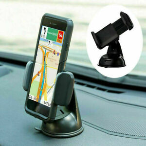 New Universal 360 Rotatable Car Windshield Phone GPS-PDA-PSP Holder Mount Stand
