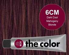 Paul Mitchell THE COLOR Permanent Hair Color 3oz, 6CM Dark Cool Mahogany Blonde