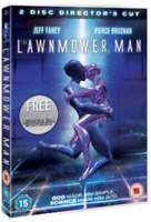 Jeff Fahey, Pierce Brosnan-Lawnmower Man: Director's Cut/Lawnmower Man DVD NUOVO