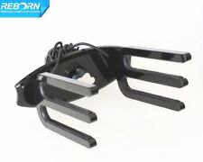 New listing Reborn Pro Quick Release Boat Wakeboard Tower Rack Glossy Black -5 yrs warranty