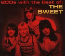 """SWEET """"The Best & Live"""" 2 CD NUOVO"""