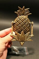 Antique Vintage Style Brass Pineapple Door knocker