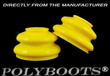 2x Polyboots Polyurethane Trucks Tie Rod End Boots 22x48x34 mm Ball Joint Boots