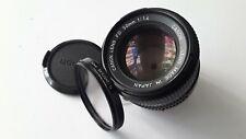 Canon FD 1,4/50 mm