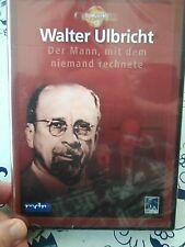 DVD : Walter Ulbricht - der Mann mit dem niemand rechnete