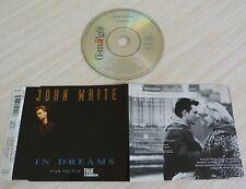 CD MAXI SINGLE 4 TITRES JOHN WAITE IN DREAMS MUSIQUE FILM TRUE ROMANCE