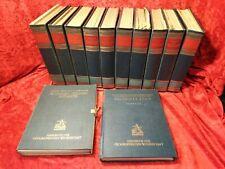 12 Bände Handbuch der Geographischen Wissenschaft Athenaion
