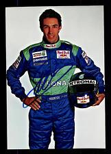 Pedro Diniz Foto Original Signiert Formel 1 +G 15821