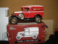 1/25 Racing Champions model A Talladega delivery van 1993