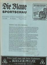 BL 84/85 FC Bayern München- 1.FC Kaiserslautern (Blaue)