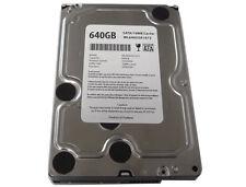 New 640GB 16MB Cache 7200RPM SATA2 Hard Drive Works on PC/Mac/CCTV/DVR FREE SHIP