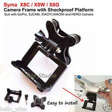 Camera Fixing Frame Holder Shockproof Platform For Syma X8C X8W X8G GoPro SJCAM