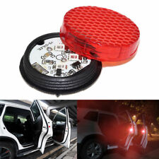 1PC Car LED Door Safety Warning Anti-collision Flash Light Wireless Alarm Lamp