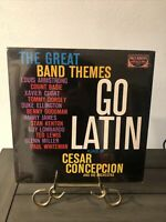 Cesar Concepcion - The Great Band Themes (PLP 114)  FACTORY SEALED - Vinyl