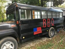 Fully Operational Ford B600 Vintage School Bus Food Truck / Mobile Food Unit for