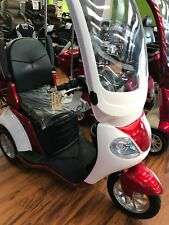 RETURNED/USED OPEN BOX EW-44 Designer Electric Scooter for Adults and Seniors
