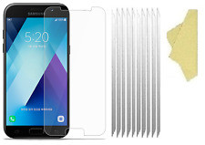 [10 PACK] CLEAR Screen Protector Cover Guards for Samsung Galaxy A5 2017 (A520)