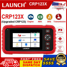 2020 LAUNCH X431 CRP123X OBD2 Car Scanner Automotive Diagnostic Tool 4 System